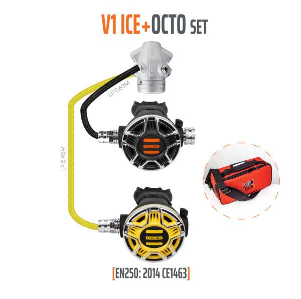 V1 TEC2 + Oktopus 1