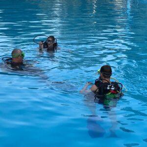 Tauchkurs JOWD (Junior Open Water Diver) 3