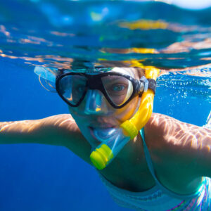 Tauchkurs Snorkel Guide 10