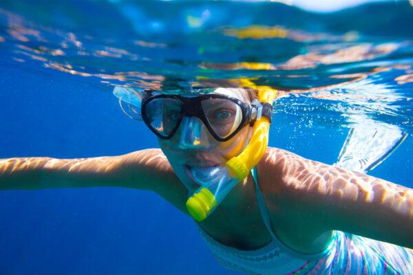 Tauchkurs Snorkel Guide 1