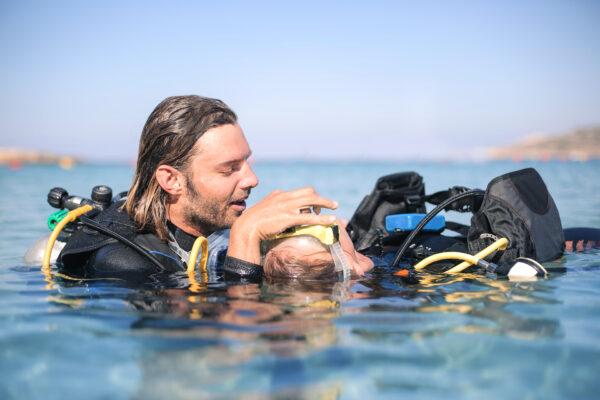 Tauchkurs Resque Diver 1