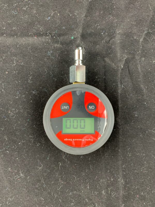 Digitales Mitteldruckmanometer in Schutzbox (Farbe kann abweichen) 1