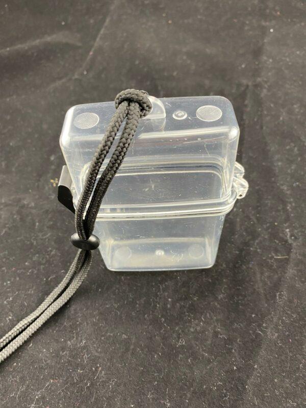Digitales Mitteldruckmanometer in Schutzbox (Farbe kann abweichen) 2