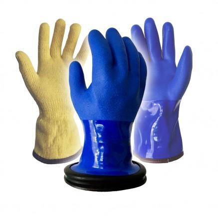 DRYGLOVE HANDSCHUHSYSTEM BLUE 4