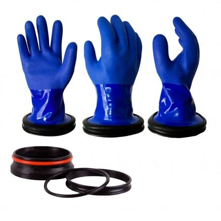 DRYGLOVE HANDSCHUHSYSTEM BLUE 2