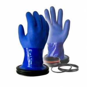 DRYGLOVE HANDSCHUHSYSTEM BLUE 9